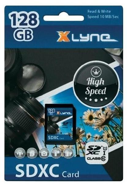 xlyne SDXC 128GB Class 10 UHS-I (7316000)