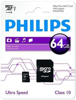 Philips microSDXC 64GB