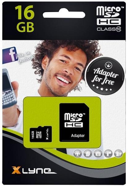 xlyne microSDHC 16GB Class 10 (7416001)