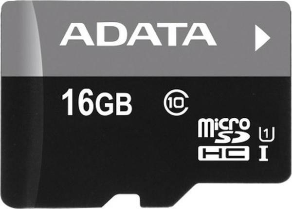 Adata Premier microSDHC 16GB Class 10 UHS-I U1 (AUSDH16GUICL10-R)