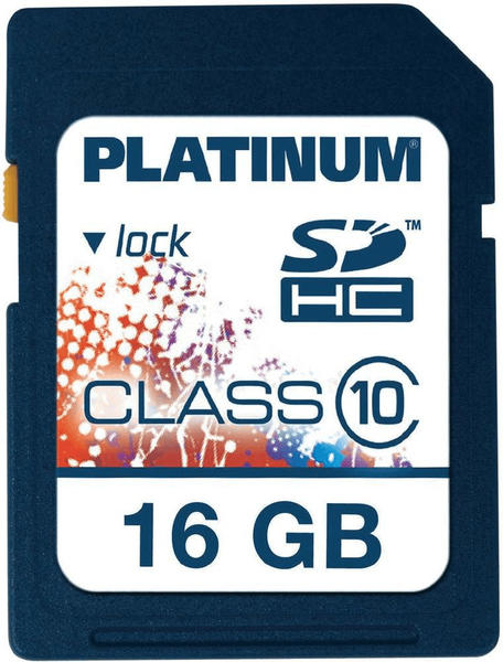Bestmedia SDHC Platinum 16GB Class 10 (177117)