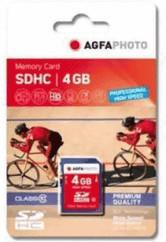 AgfaPhoto SDHC Professional High Speed 4GB Class 10 (10424)