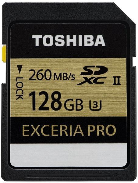 Toshiba SDHC Exceria PRO N101 128GB UHS-II U3