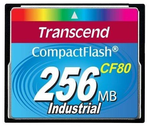 Transcend Compact Flash 256MB 80x