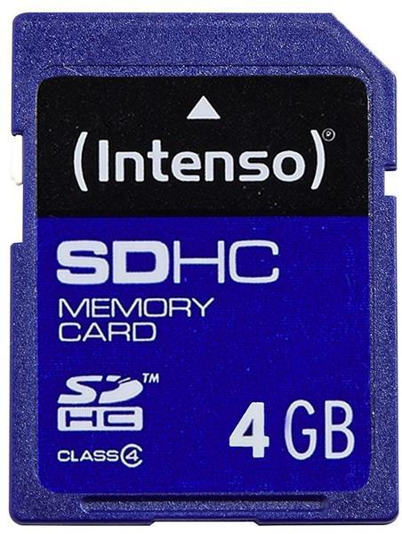 Intenso SD 4GB Class 2 (3401450)