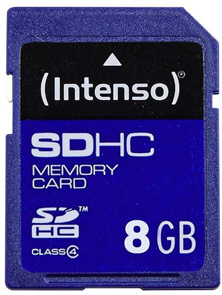 Intenso SDHC 8GB Class 4 (3401460)