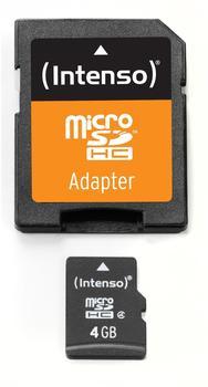 Intenso microSD 4GB Class 2 (3403450)