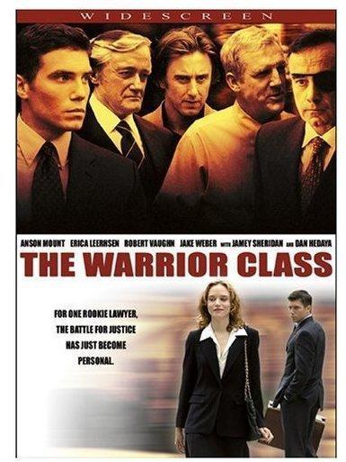 Warrior Class - Platinum Disc
