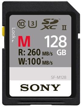 Sony SDXC UHS-II 128GB (SF-M128)
