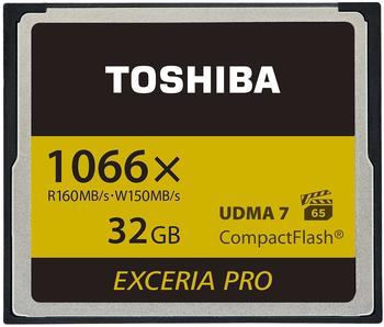 Toshiba EXCERIA PRO C501 1066x - 32GB