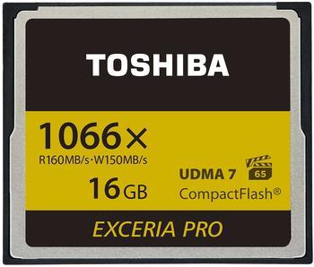 Toshiba EXCERIA PRO C501 1066x - 16GB