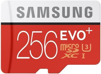 Samsung EVO Plus microSDXC 256GB UHS-I U3 (MB-MC256DA)