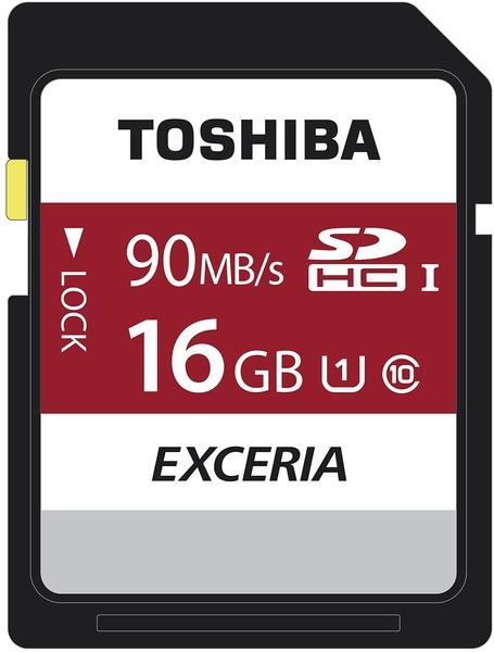 Toshiba Exceria N302 16GB