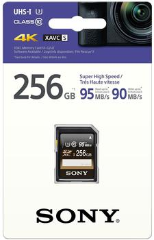 Sony SFUZ SDXC 256GB (SFG2UZ)