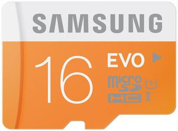 Samsung EVO Plus microSDHC 16GB (MB-MC16DA)