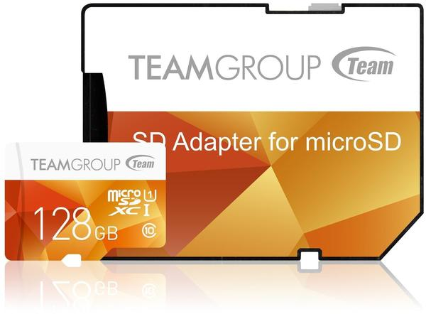 Team Color Card microSDXC 128GB UHS-I U1