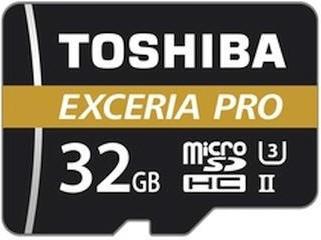 Toshiba EXCERIA PRO M501 32GB (THN-M501G0320E7)