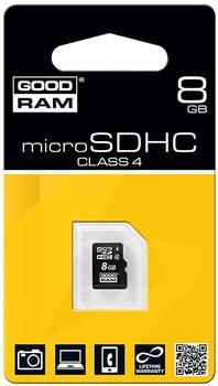 GoodRAM microSDHC Class 4 - 8GB (M400-0080R11)