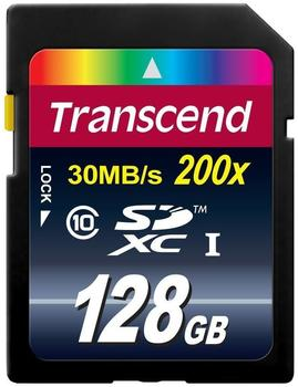 Transcend Extreme-Speed SDXC 128GB Class 10 (TS128GSDXC10)