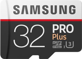 Samsung Pro Plus (2017) microSDHC 32GB (MB-MD32GA)