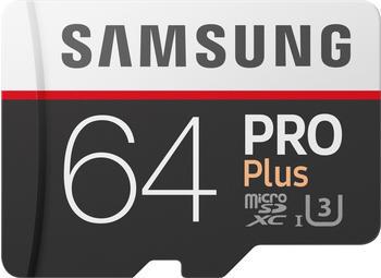 Samsung Pro Plus (2017) microSDXC 64GB (MB-MD64GA)