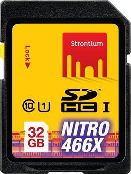 Strontium NITRO SDHC Class 10 UHS-I U1 - 32GB (SRN32GSDU1)