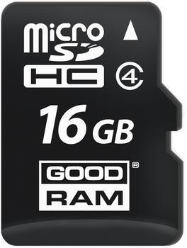 GoodRAM microSDHC Class 4 - 16GB (M400-0160R11)