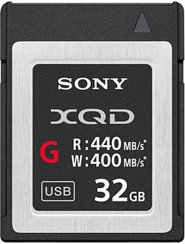Sony XQD G Series 32GB (QDG32E)