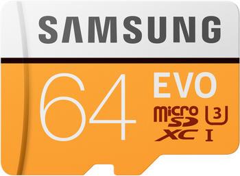 Samsung EVO (2017) microSDXC 64GB (MB-MP64GA)