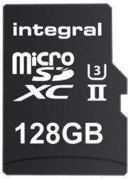 Integral UltimaPro X2 microSDXC V60 - 128GB
