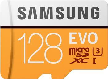 Samsung EVO (2017) microSDXC 128GB (MB-MP128GA)