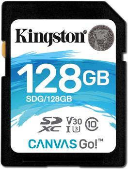 Kingston Canvas Go! SDXC 128GB