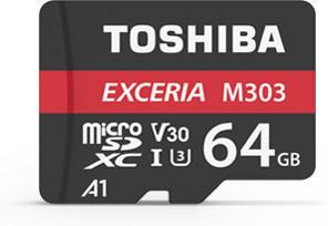 Toshiba Exceria M303 - 64GB