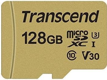 Transcend 500S microSDXC -128GB