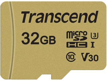 transcend-microsdhc-karte-32gb-premium-500s-class-10-uhs-i-uhs-class-3-v30-video-speed-class-inkl