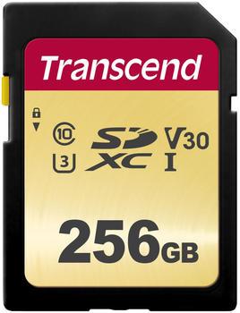 transcend-sdxc-256gb-class-10-500s-uhs-i-v30