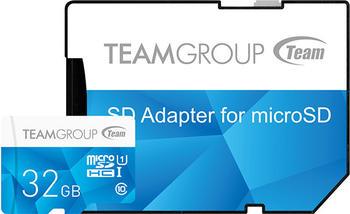 team-group-32gb-farbe-microsdhc-speicherkarte-mit-adapter-blau-blau