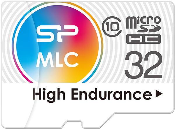 Silicon Power High Endurance microSDHC 32GB