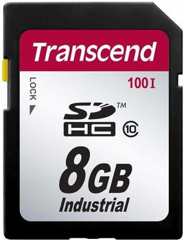 Transcend SDHC Card 8 GB