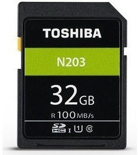 Toshiba High Speed N203 32GB