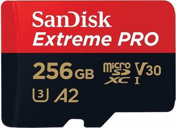 sandisk-extreme-pro-256gb-microsdxc-class-10-speicherkarte-mit-adap-kapazitaet-256gb-sdsqxcz-256g-gn6ma