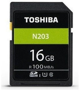 Toshiba High Speed N203 16GB