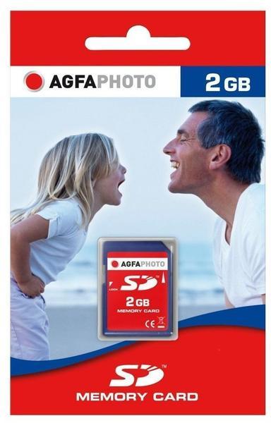 AgfaPhoto SD 2GB Class 4 (10403)