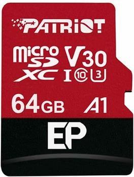 Patriot EP Series A1 V30 microSDXC 64GB