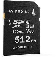 Angelbird SDXC 512GB Class 10 UHS-II U3 V60 (2 St.)