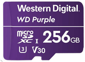 Western Digital Purple microSDXC 256GB