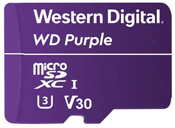 Western Digital Purple microSDXC 128GB