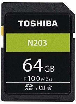 Toshiba High Speed N203 64GB
