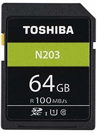 Toshiba High Speed N203 64GB