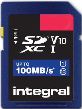 Integral High-Speed V10 SDHC 16GB